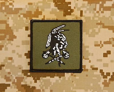 NSWDG Red Squadron 'Shooter' Patch OD & White Version DEVGRU ST6 Red Team