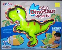 Dinosaur Projector Light New in Box Xmas Gift Idea Nambour Maroochydore Area Preview