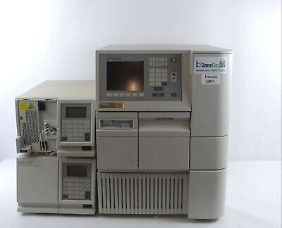 Watersalliance 2695 Hplc System W Dad 2487 Multi Fluorescence Detector 2475