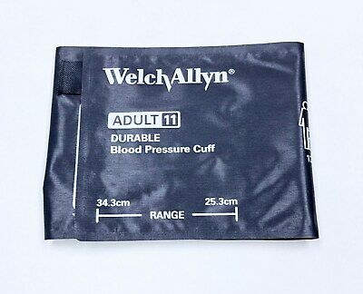 Lot Of 4 Welch Allyn Adult 11 Nibp Blood Pressure Cuffs 25.3-34.3 Cm