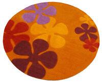 ITA-0673-4-Tappeto Carpets Rugs Machin Made Tapis CM 65x65-Galleria Farah1970