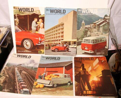 6 - Volkswagen Small World Magazines -