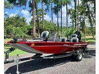 2020 bass tracker 160 pro bass boat
