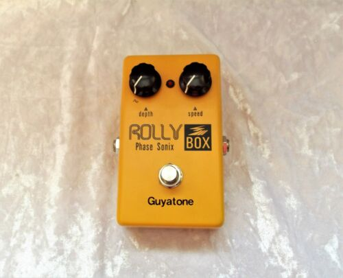 Guyatone Rolly Phase Sonix PS101 Effects Pedal