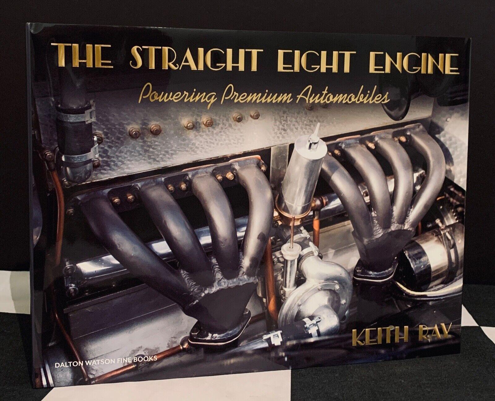 THE STRAIGHT EIGHT ENGINE POWERING PREMIUM AUTOMOBILES BOOK NEW BUGATTI MINERVA