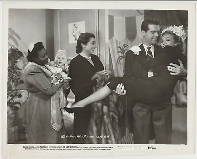 MARLENE DIETRICH Fred MacMurray STILL PHOTO Lady Is Willing 1949 Re-Release #64