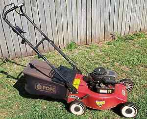 Pope Lawn Mower Toowoomba Toowoomba City Preview