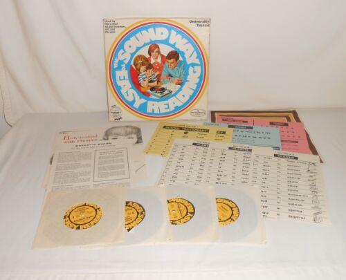 Vintage 1976 Bremner-Davis The Sound Way to Easy Reading