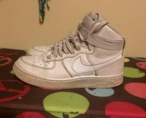 Nike Air Force ones size 5 youth