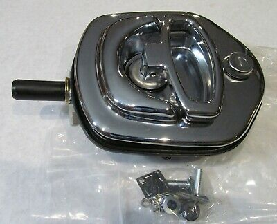 Hansen Gc2501xrxcrcd Chrome Compression Latch Rh Tool Box Compartment Door