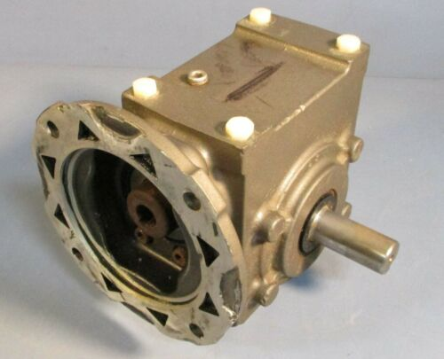 Dodge Tigear 2 20QZ40R56 Gear Reducer 0.76 HP Input, 40:1 Ratio, 801 In-Lb Used
