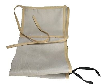 CLASSIC FLY ROD CLOTH BAG, ROD SOCK LIGHT TAN FOR A 3PC 9FT FLY - Lights For Clothing