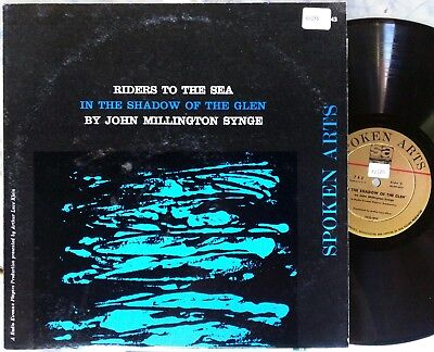 DRAMA LP: Plays by JOHN MILLINGTON SYNGE Riders to the Sea/In the Shadow of