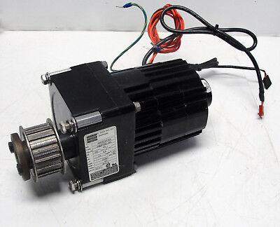 Bodine Electronic Company 34b3febl-w2 Gear Motor Used