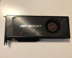 MSI AirBoost AMD Vega 56 with original box and accessories