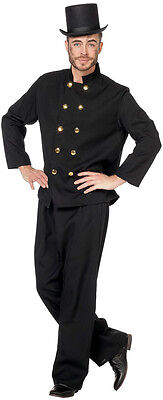 Schornsteinfeger Kostüm NEU - Herren Karneval Fasching Verkleidung - Schornsteinfeger Kostüm Herren