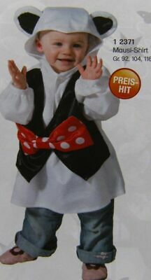 Maus Kostüm, Kleinkinder  Kinder, feiner Plüsch + - Maus Kostüm Kleinkind
