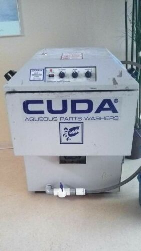 Cuda H2O-2412 Top Load Parts Washer USED