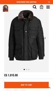 100% Authentic Brand new Parajumpers portland jacket size M