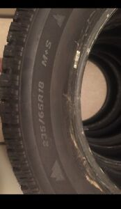 Tires for sale 235/65r18 $400
