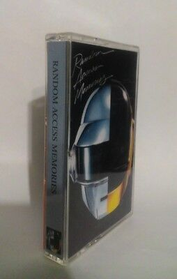 Daft Punk – Random Access Memories (cassette)  [check description before buy], usado segunda mano  Embacar hacia Argentina