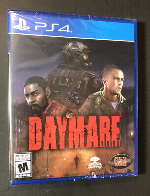 Daymare 1998 (PS4) NEW