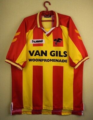 Go Ahead Eagles jersey shirt rare vintage official hummel soccer football s. XXL image