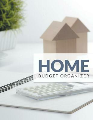 Home Budget Organizer by Speedy Publishing LLC (English) Paperback Book Free Shi (Home Budget-organizer)