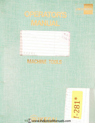 Ikegai Tur25 Tcr25 Fanuc 10t-a Nc Lathe Electrical Schematics And Parts Manual