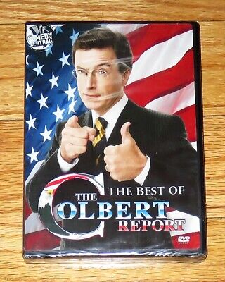 The Best of the Colbert Report (DVD, 2007) Comedy Central Stephen Colbert
