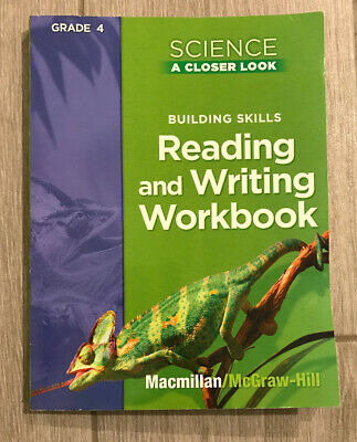 Science, a Closer Look, Grade 4, Reading and Writing in Science,