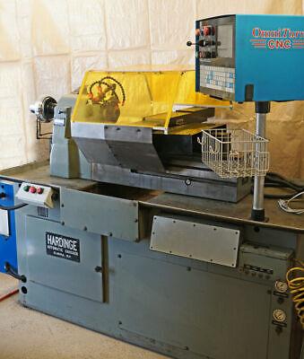 Hardinge Automatic Lathe Chucker 5c With Omniturn Ot Cnc Control Single Phase