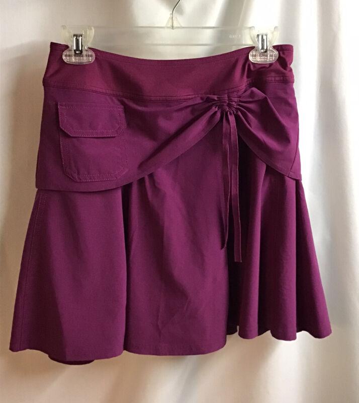 ATHLETA Size 2 Wherever Skort Skirt Built in Shorts Pink Style 219056