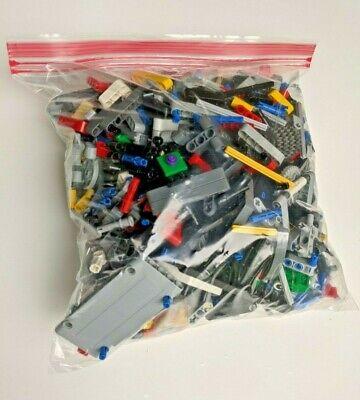 LEGO EV3 Mindstorms Bulk Lot 2 Pound lbs Technic beams wheels plates axels gears