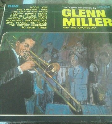 ORIGINAL RECORDINGS BY GLENN MILLER AND HIS ORCHESTRA LP