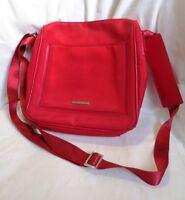 Borsa A Tracolla ,united Colors Of Benetton,, In Tessuto Rosso, In Ottimo Stato - benetton - ebay.it