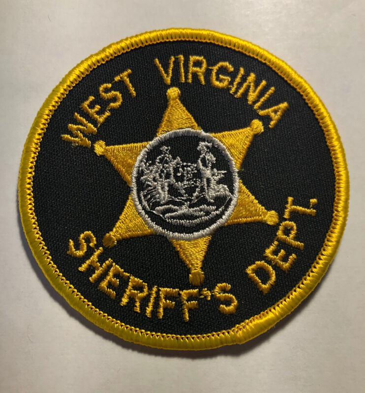 West Virginia Sheriff Department Patch