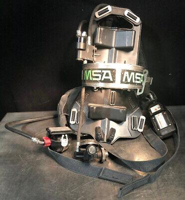 Msa Frame Harness Scba Air Pack Bottle Cylinder Tank Holder. Our 4