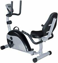 Endurance Recumbent Exercise Bike Magnetic Flywheel  IPAD HOL Leichhardt Leichhardt Area Preview