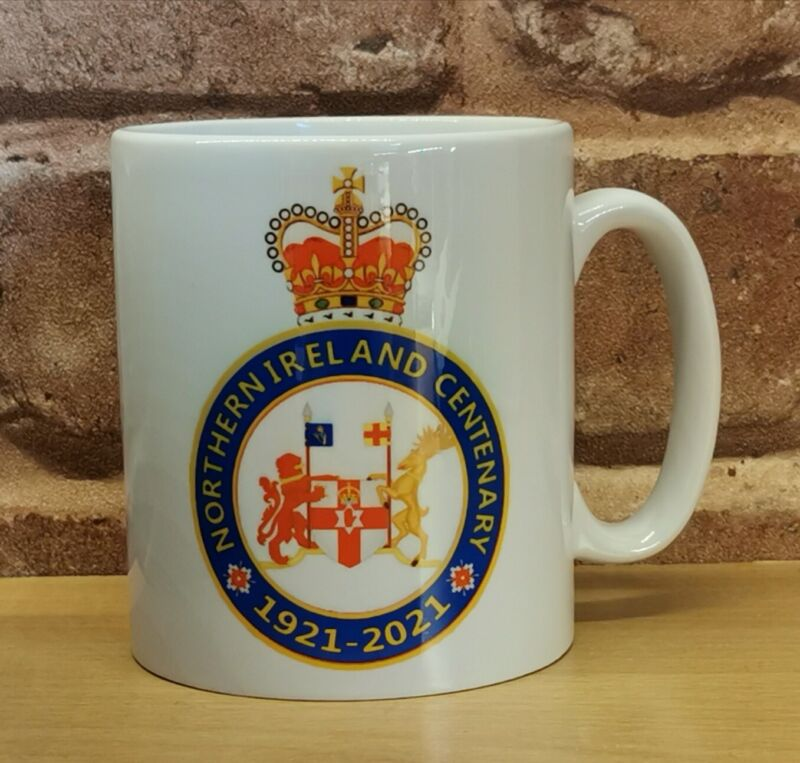 Northern Ireland 100th Anniversary Mug