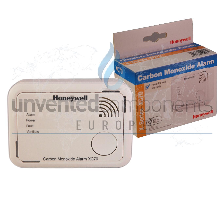 Honeywell carbon monoxide detector h450en