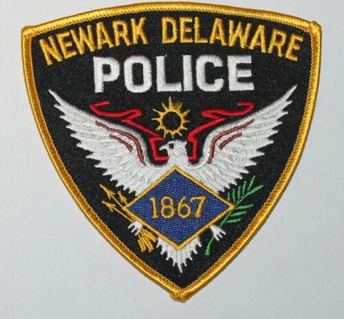NEWARK POLICE Delaware DE PD patch