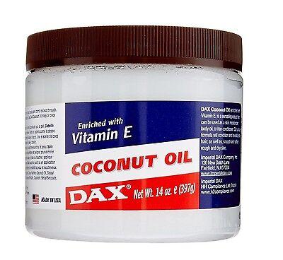 Dax Aceite de Coco Enriquecido Con Vitamina E para la piel y...