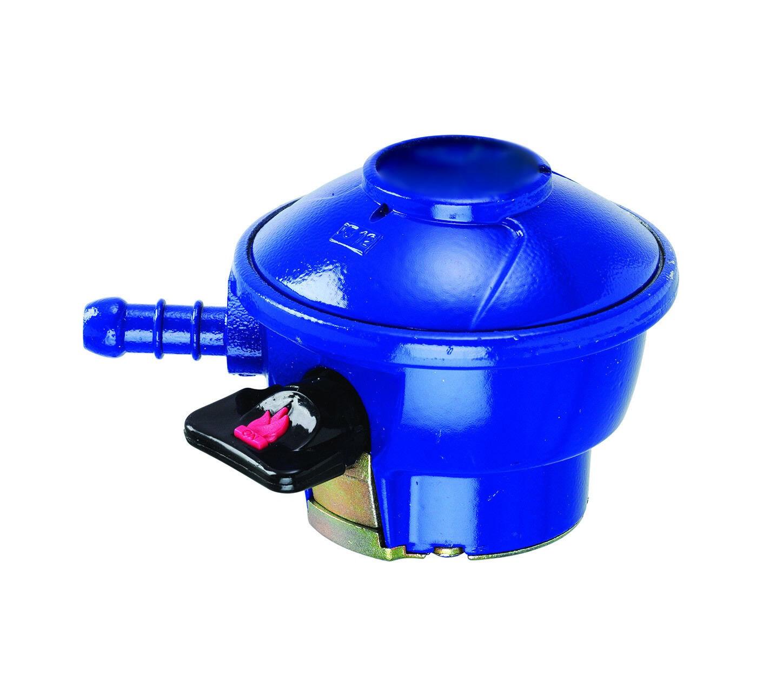 BUTANE GAS REGULATOR TYPE 634 CLIP ON 1.3KG/H 28 MBAR FOR GAS BOTTLES BBQ HEATER