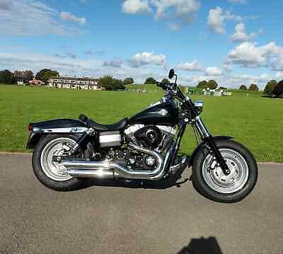 2010 Harley Davidson fat bob 96ci 1584cc
