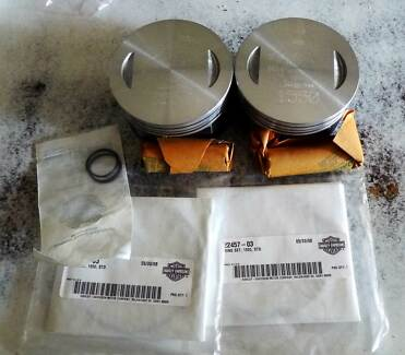 Harley Davidson Screamin Eagle 1550 Piston Kit