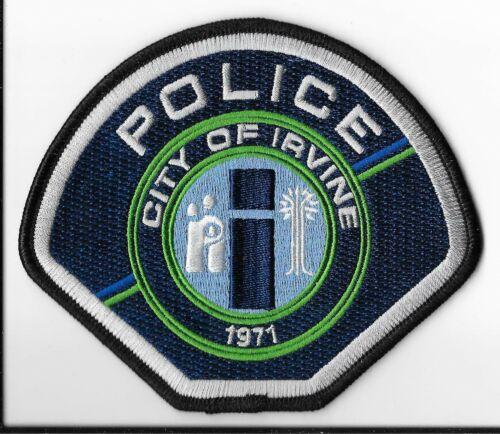 Irvine Police Department, California Shoulder Patch V3