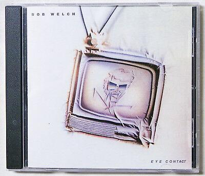 - BOB WELCH Eye Contact 1983 CD FLEETWOOD MAC
