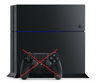 Sony PLAYSTATION 4 Console 500 GB Cûh 1216 a / without Controller/Very Good