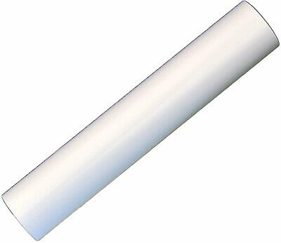 PVC Pipe Sch. 40 3 Inch  White Custom Length